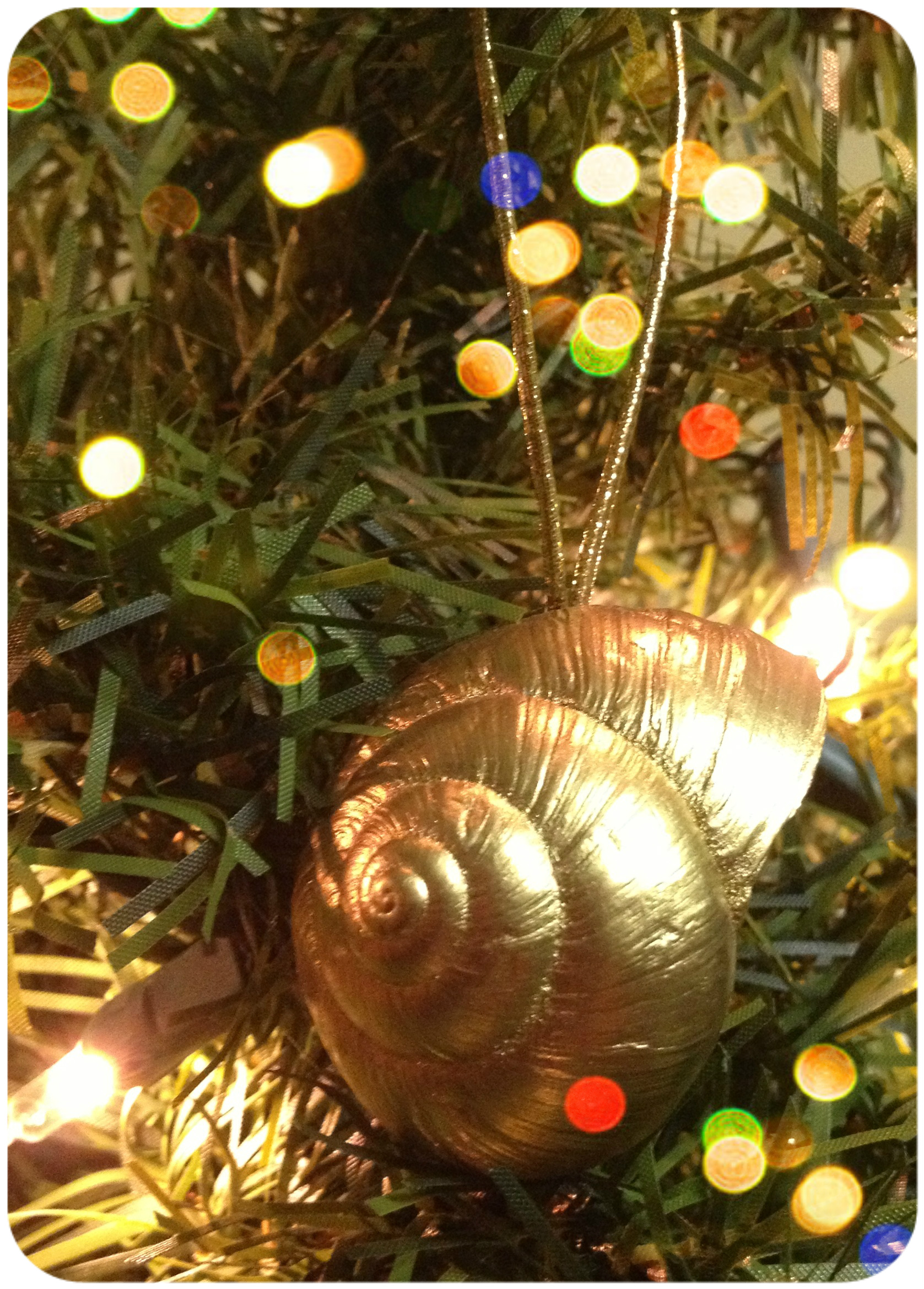 Nautical tree ornaments - These