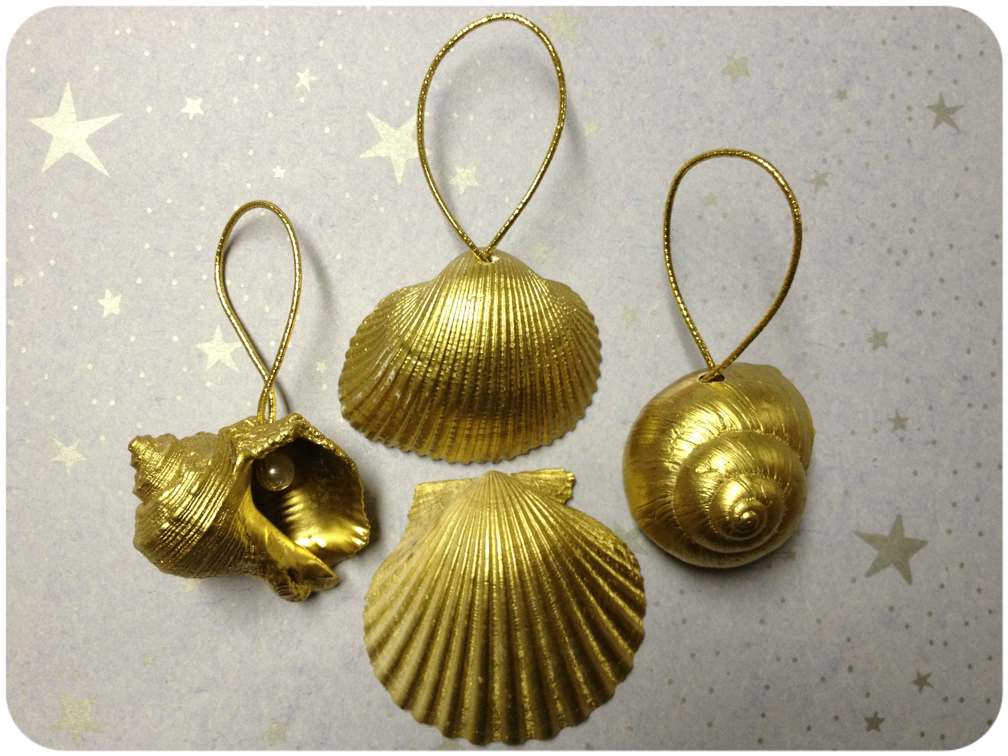Sand dollar ornament - These